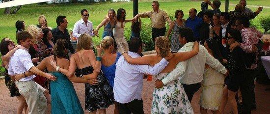 Outdoors Wedding - Goldbass