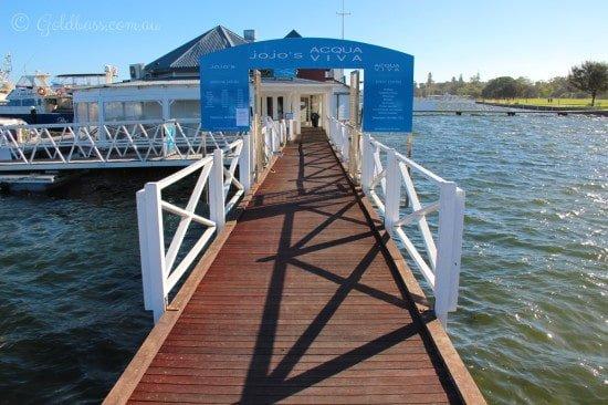 The entrance to Acqua Viva in Nedlands
