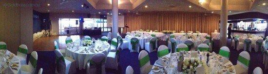 AQWA Function Centre Wedding