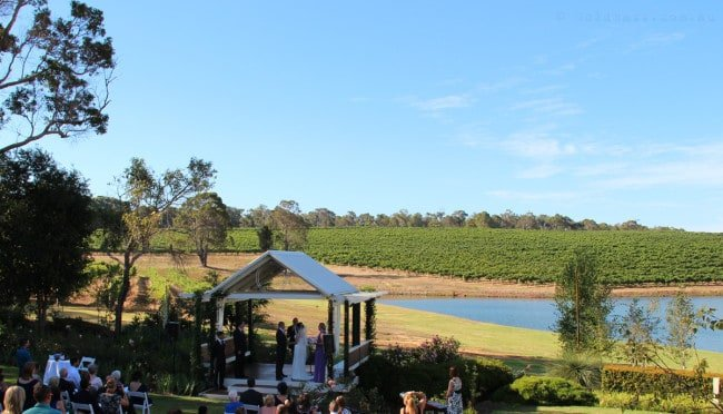 Perfect venue for your wedding ceremony in the Yallingup area