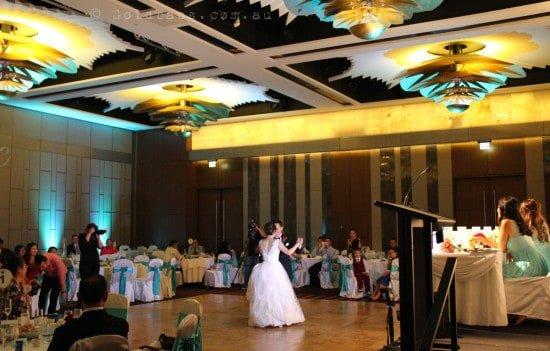 Astral Ballroom Wedding at Crown Burswood