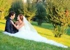 Bride and Groom in the Beautiful South West on WA