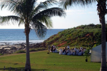 Cable Beach Amphitheatre Wedding