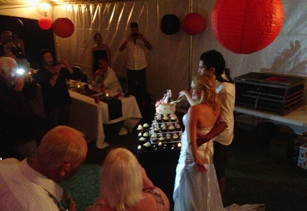 Dawn and Daniel Wedding