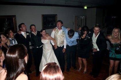 Esplanade Hotel Wedding