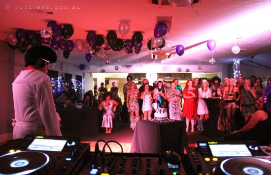 Photo of Pioneer DJ setup at 40th Birthday Party in Broome