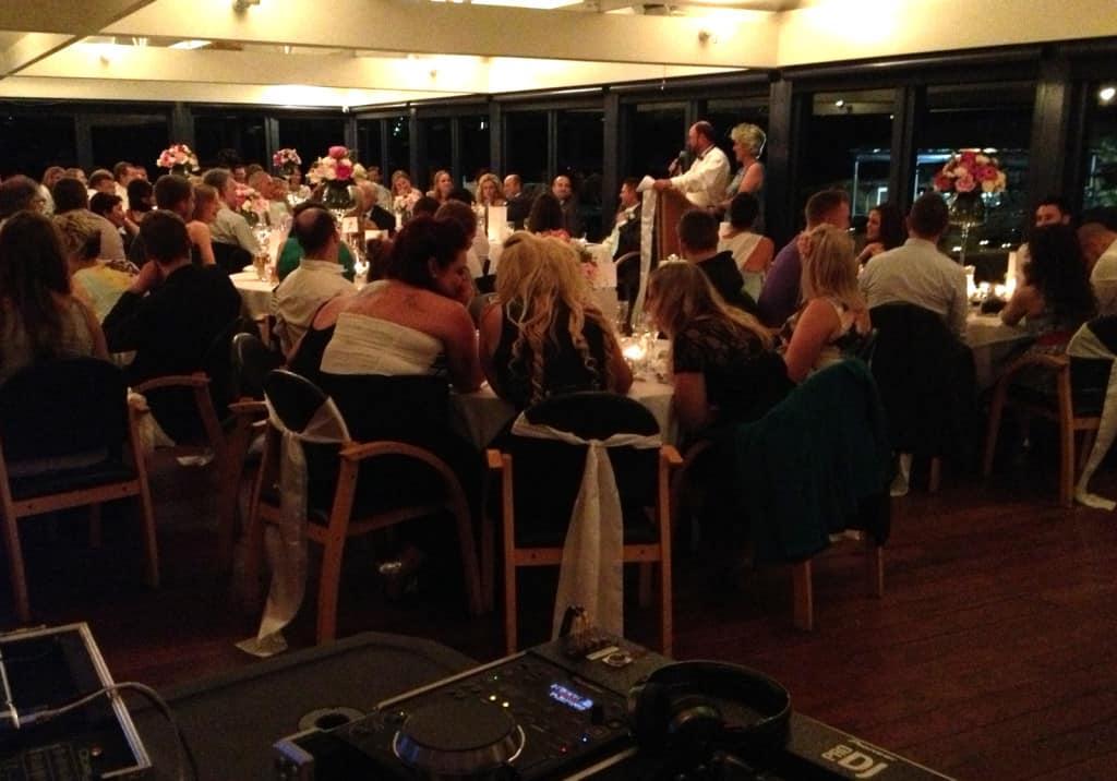 Red Herring Dinner Wedding