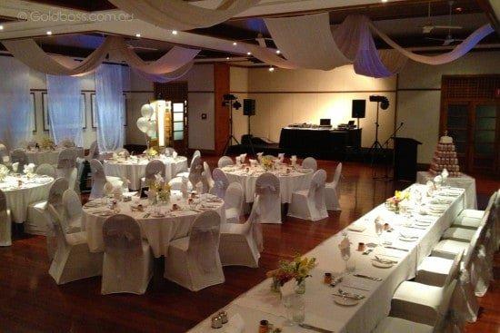 Sam Male Room Wedding Reception