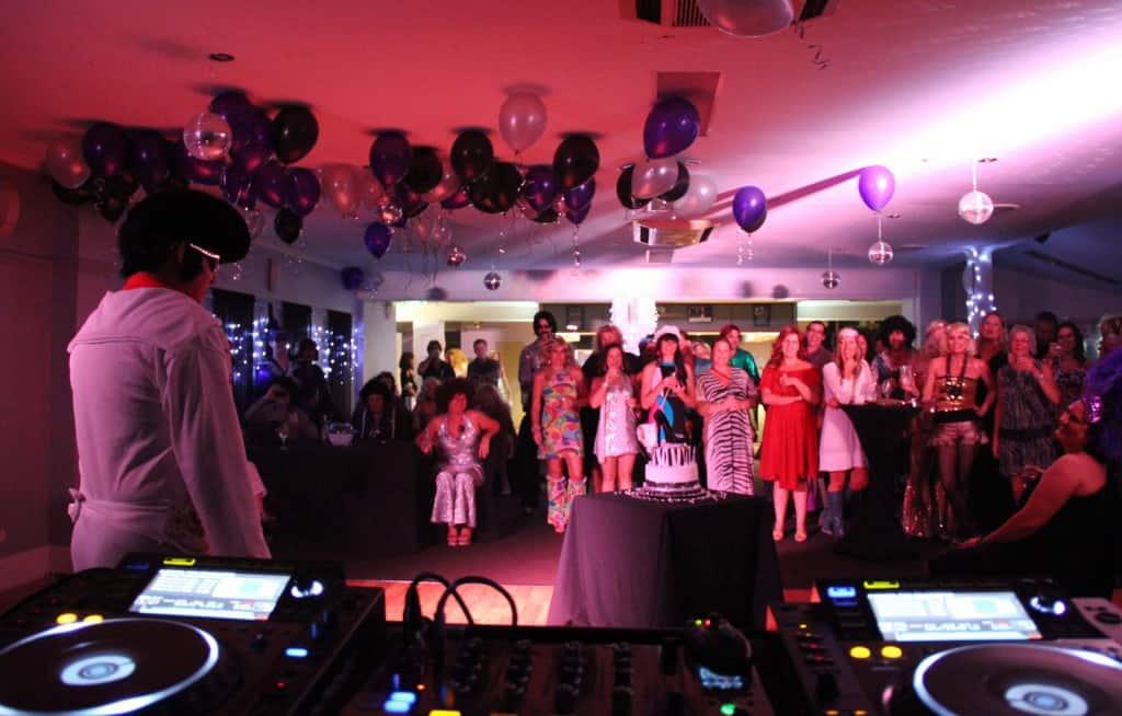 Broome 70s Birthday Party