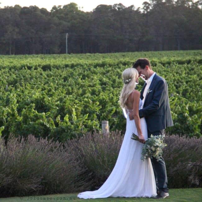 Watershed Wines Wedding